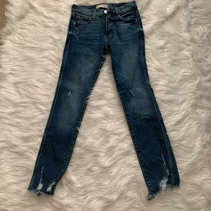 NWOT Gap High Rise Straight Jean